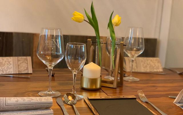 Ihr Restaurant in Wangen mit gemütlichen Nischen, kleinen Tischgruppen und einzigartigen Ambiente
