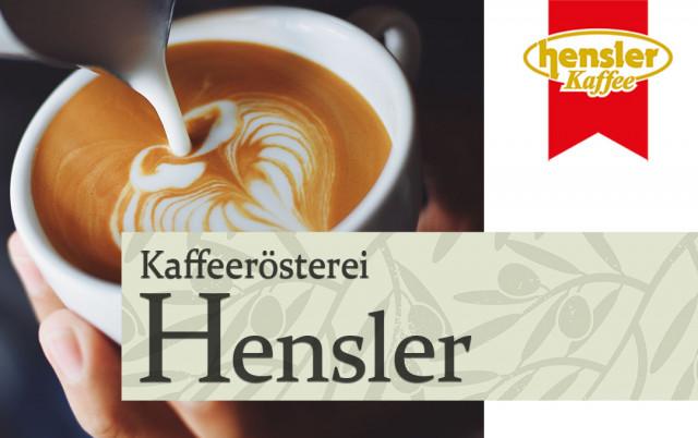 Kaffeerösterei Hensler, Lindau im Bodensee - unser Kaffeelieferant aus der Region