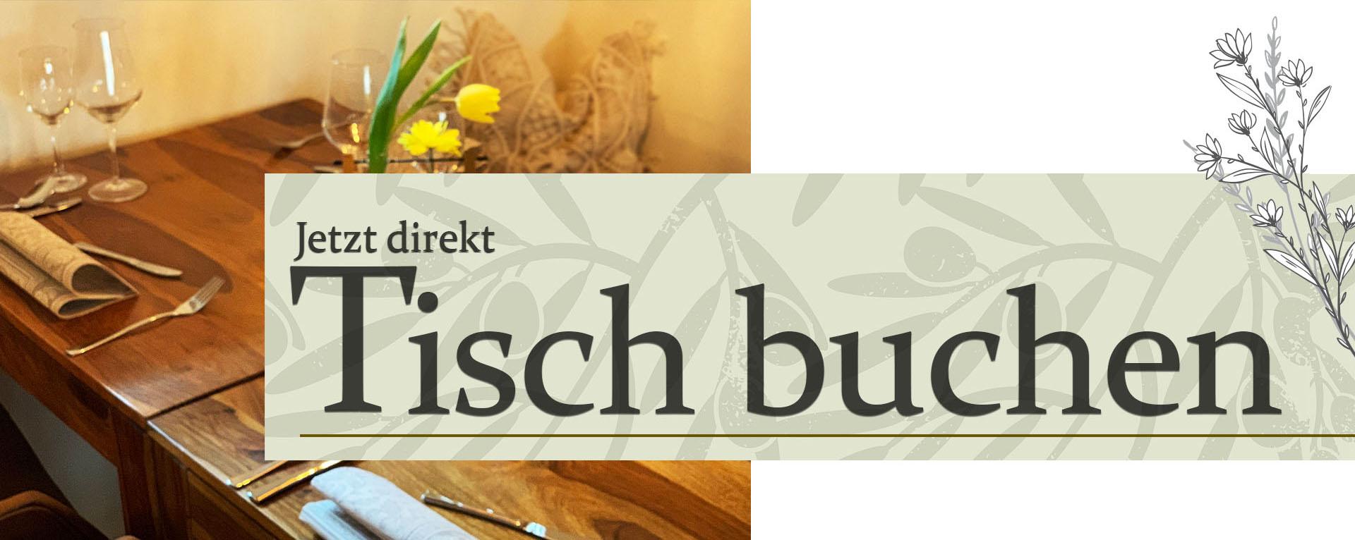 Reservieren Sie Ihren Tisch direkt in unserem Restaurant in Wangen - wir freuen uns darauf Sie im Allgäu begrüßen zu dürfen!