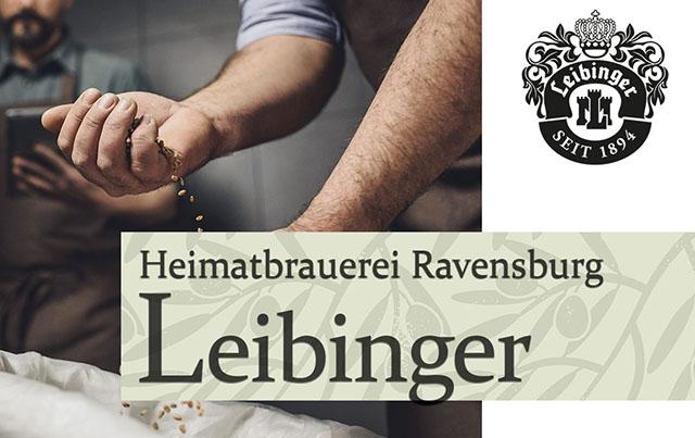 Heimatbrauerei Leibinger, Stadt Ravensburg, Bestes Bier in meiner Nähe