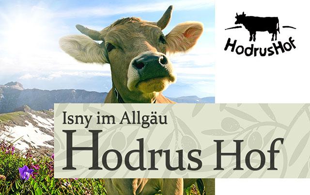 Hodrushof in Isny